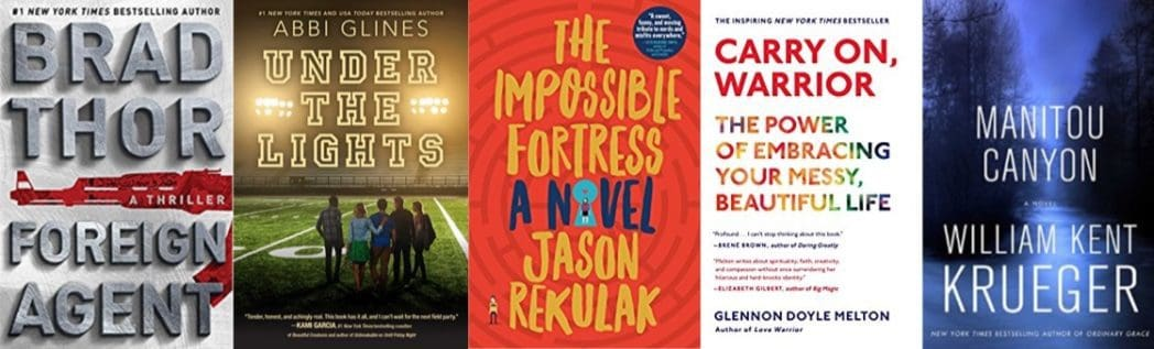 Up to 88% Off Standout Kindle Reads **Today Only**