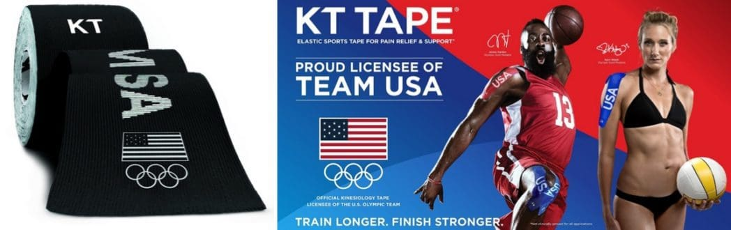KT TAPE PRO Kinesiology Therapeutic Tape $11.99 **Today Only**