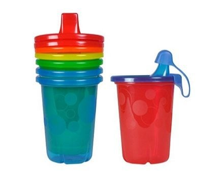 The First Years Take & Toss Spill-Proof Sippy Cups Only $2.08