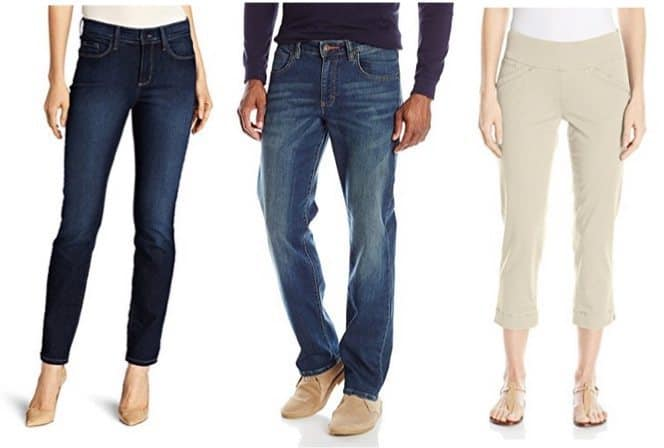 Up to 65% Off Jeans & More **Today Only**