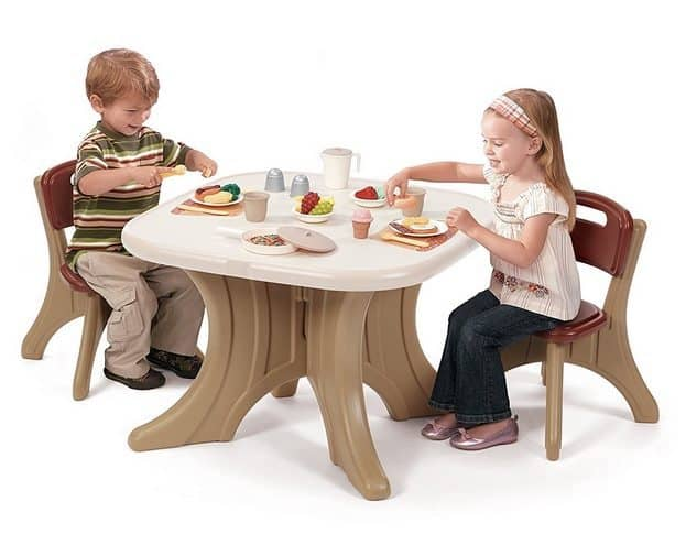 Step2 Traditions Table & Chairs Set Only $40.38 <br>(Was $90)