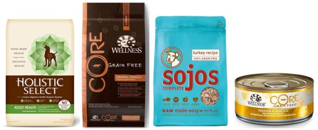 Extra 20% Off Natural Dog & Cat Food
