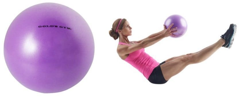 Gold's Gym Anti-Burst Core Ball Only $3.96