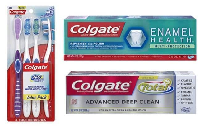 30% Off Colgate Oral Care ~ Tubes as low as 99¢ Shipped