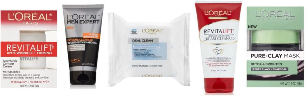 SUPER HOT L'Oreal Deals ~ Ideal Clean Facial Towelettes Only $1.79 Shipped & More