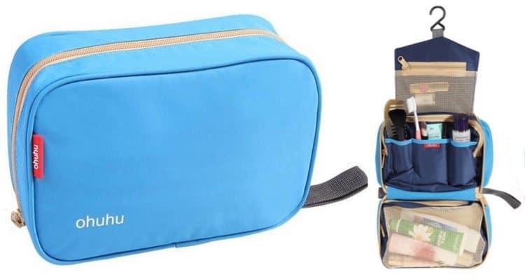 Ohuhu Waterproof Travel Toiletry Bag Only $7.92