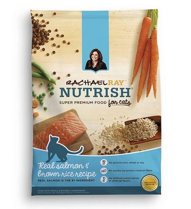Rachael Ray Nutrish Natural Dry Cat Food Only $6.46