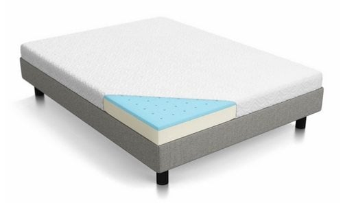 Up to 28% Off LUCID 5 Inch Gel Memory Foam Mattresses **Today Only**