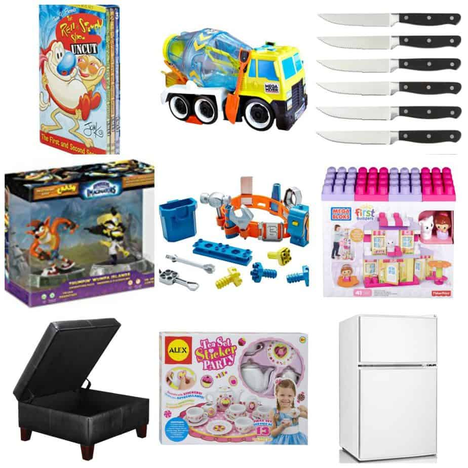 HUGE List of Amazon DEALS -- Lexmark, Fisher-Price, Mega Bloks, ALEX Toys, Ziploc, Skylanders, & More!