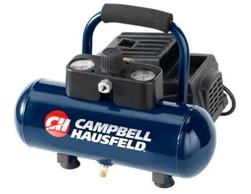 Campbell Hausfeld 1g Oil-Free Air Compressor $35 (Was $60)