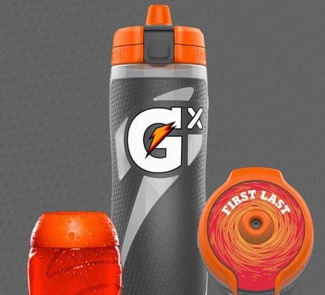 FREE Gatorade Water Bottle **HOT**