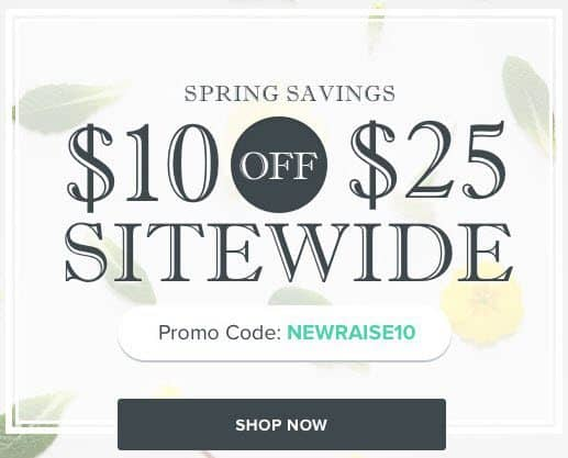 Save $10 Off ANY $25 Gift Card Purchase **HOT**