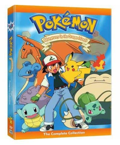 Pokemon: Adventures In The Orange Islands - The Complete Collection $9.96 (Was $30)