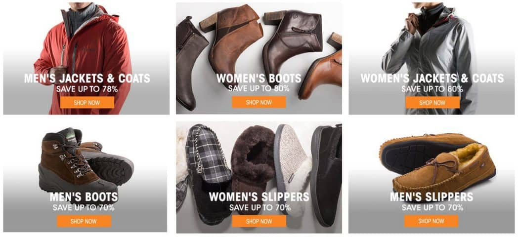 Sierra Trading Post: Up to 90% Off Clearance Sale - Kamik Boots $14 - Jackets $14 - Slipper $5 **HOT**