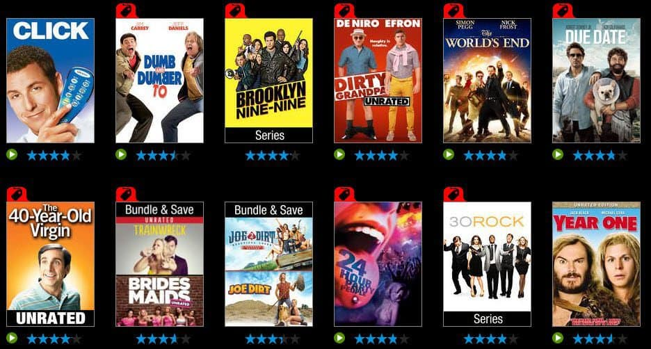 VUDU April Fool's Day Sale Sale: 50% Off Over 100 Movies - Prices Start at $2.99