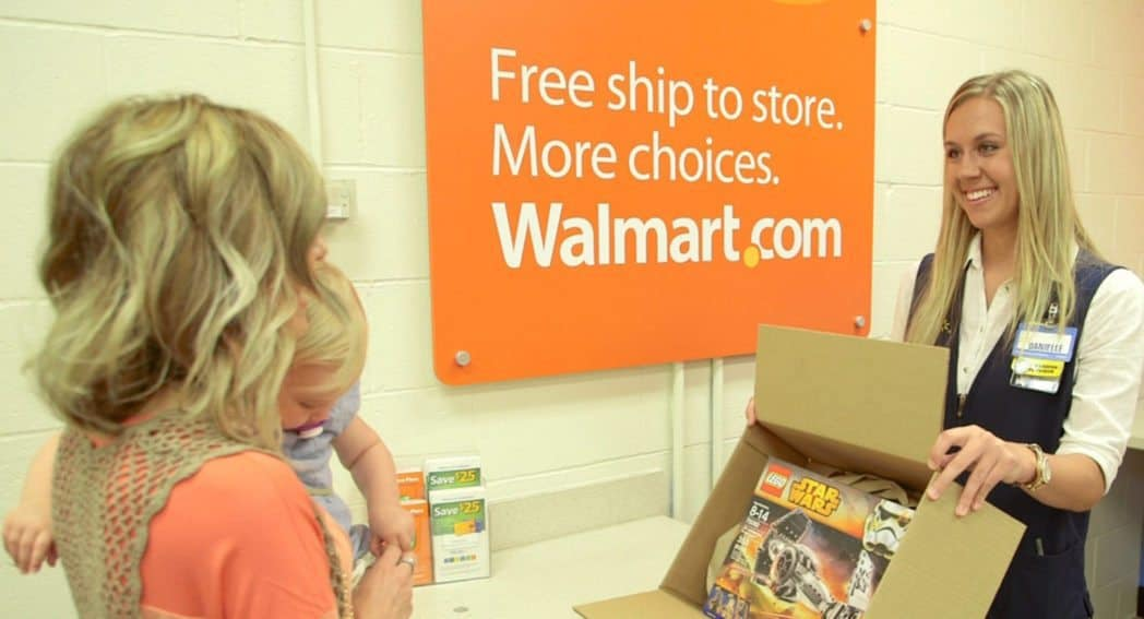 Walmart Introducing Pickup Discount - Get a DISCOUNT for Picking Up Locally!