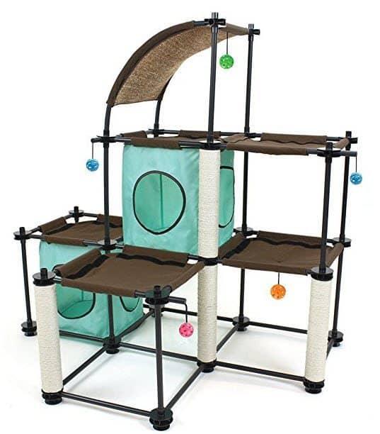 Kitty City Steel Claw Mega Kit Cat Furniture $36.99 (Was $65)