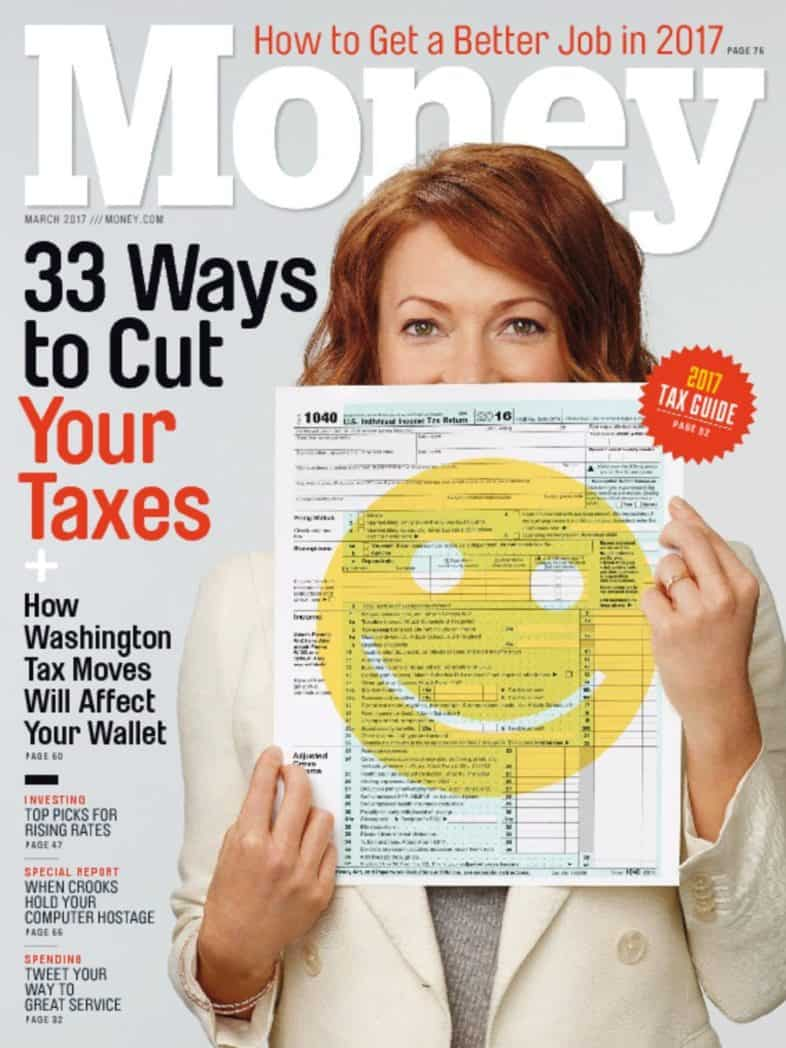 Subscription to Money Magazine Only $3.99