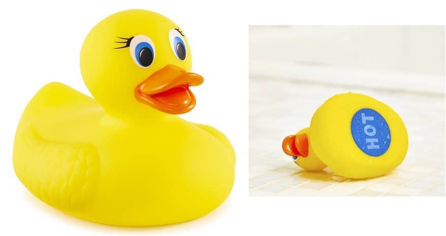 Munchkin White Hot Safety Bath Ducky Only $1.99