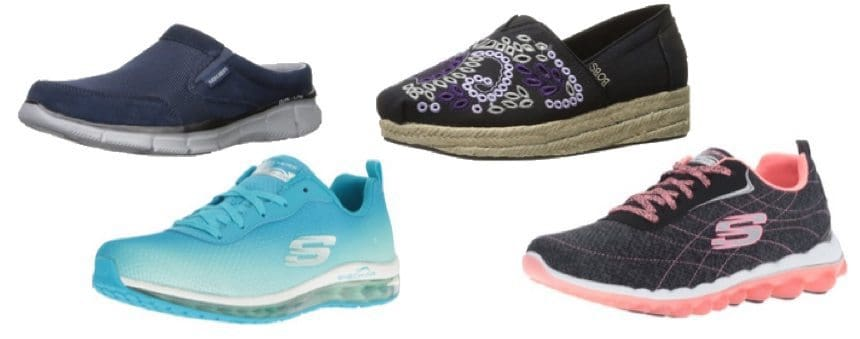 Save up to 50% Off Skechers Shoes **Today Only**