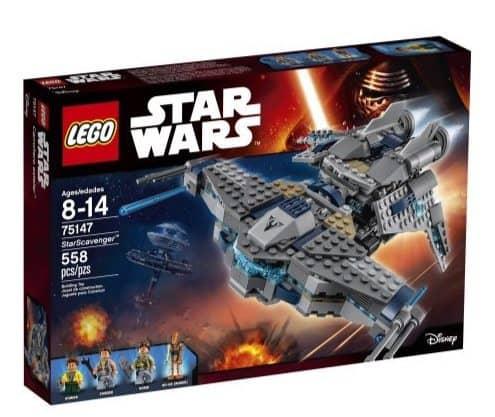 LEGO Star Wars StarScavenger $26.92 (Was $50)