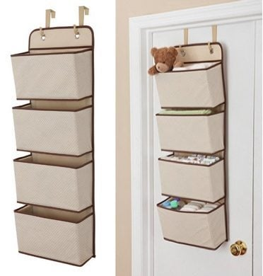 Delta Children 4 Pocket Hanging Wall Organizer $7.88
