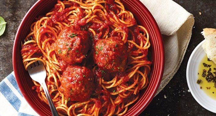 Carrabba's: BOGO FREE Spagetti And Meatballs