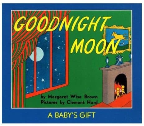 Goodnight Moon & The Runaway Bunny Baby Gift Set Only $7.67
