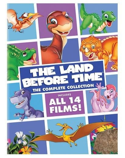 Land Before Time: The Complete Collection $27.99 **Only $1.99 Each**