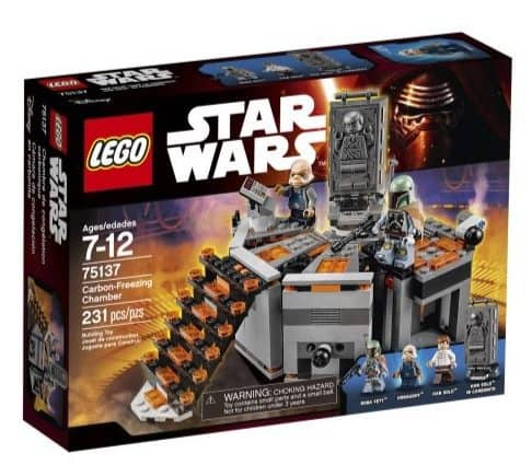 LEGO Star Wars Carbon-Freezing Chamber Only $17.49