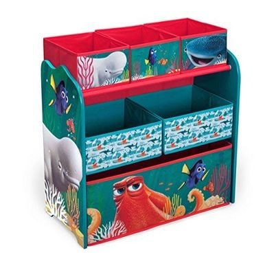 Finding Dory Multi-Bin Toy Organizer Only $18.50