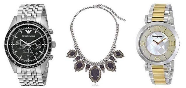 Up to 60% Off Designer Jewelry & Watches **Today Only**