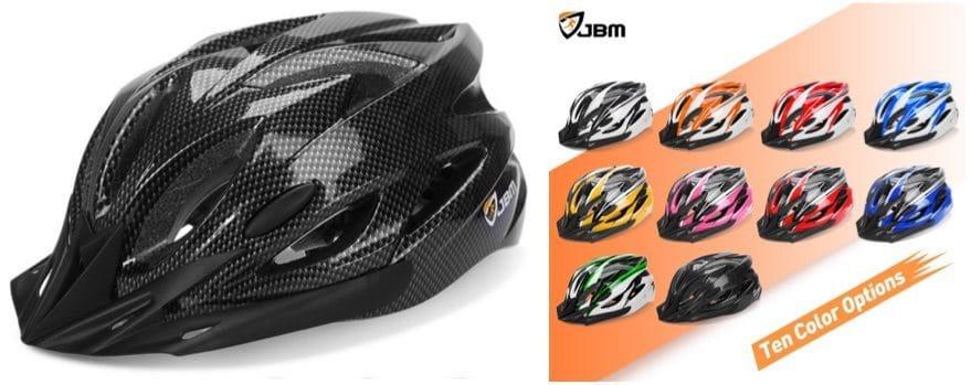 JBM Adult Bike Helmet Only $16.90 (Was $50)