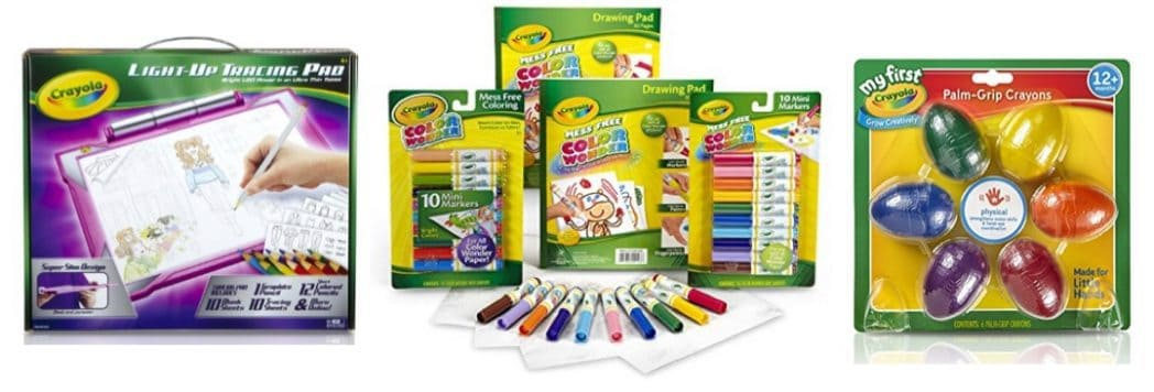 Up to 55% Off Crayola ~ Great Easter Basket Fillers **Today Only**
