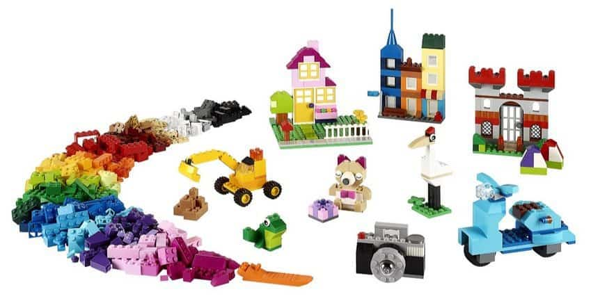 Up to 58% Off LEGO Sets **Great for Easter Baskets**
