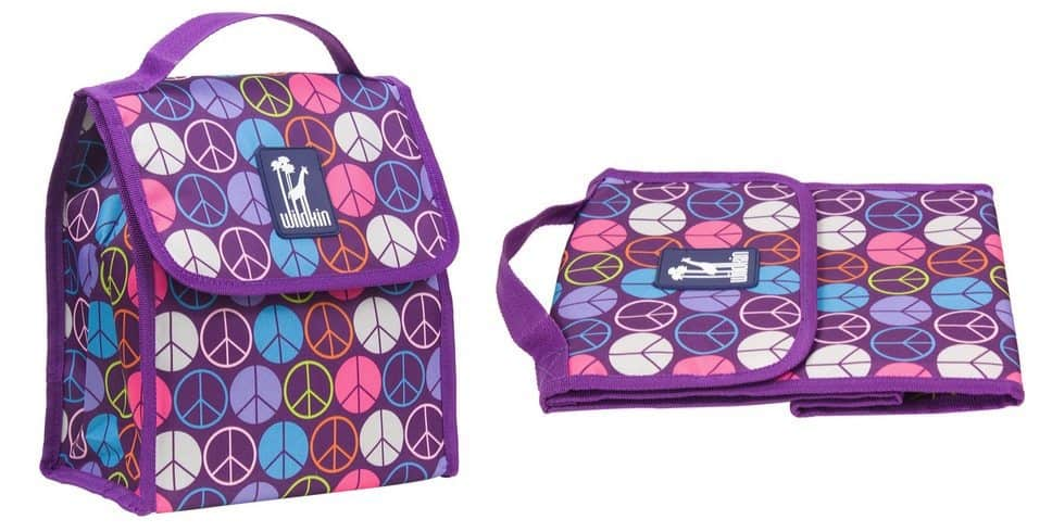 Peace Signs Munch 'n Lunch Bag Only $6.31 (Was $20)