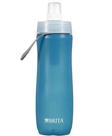 Brita 20 Ounce Sport Water Filter Bottle Only $6.43 (Was $22.58)