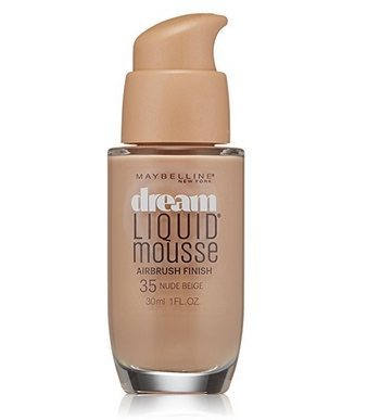 Maybelline New York Dream Liquid Mousse Foundation Only $2.48 Shipped