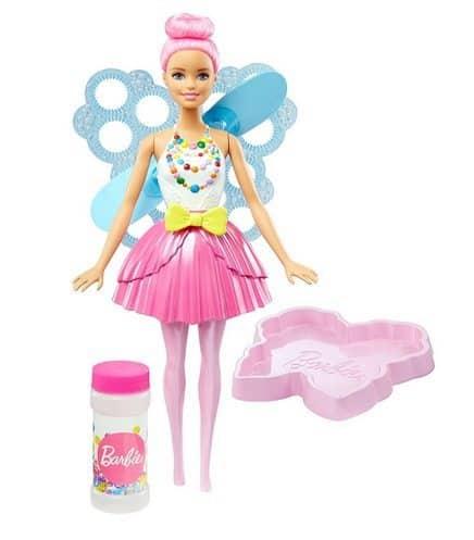 Barbie Dreamtopia Bubbletastic Fairy Doll Only $9.99 <br>(Was $20)