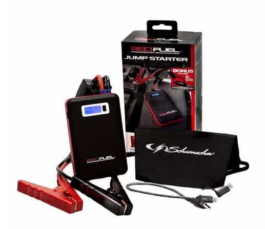 Schumacher Red Fuel Lithium Ion Jump Starter $33.85 (Was $60) **Today Only**