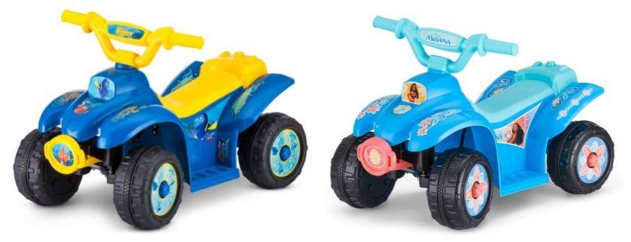 Disney Finding Dory Ride-On Quad Only $39
