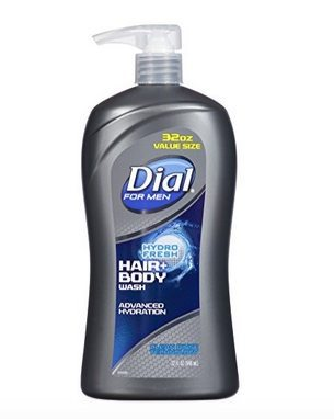 Dial for Men Hair + Body Wash 32 Ounce Only $4.44 Shipped