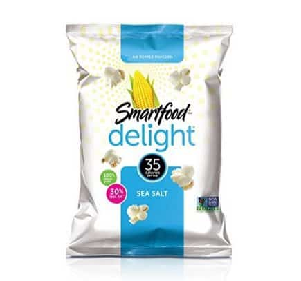 Smartfood Delight Sea Salted Popcorn 40 Count $9.62 Shipped **Only 24¢ Each**