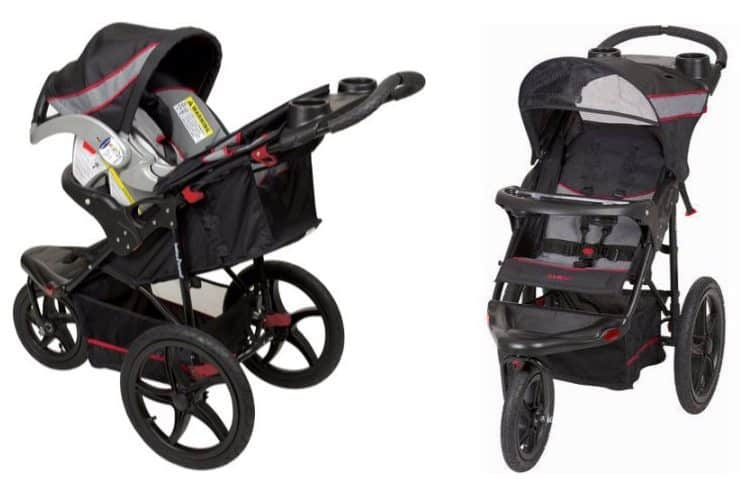 Baby Trend Expedition Jogger Stroller Only $49.88