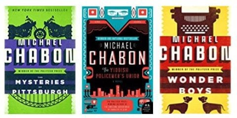Up to 89% Off Michael Chabon Books on Kindle **Today Only**