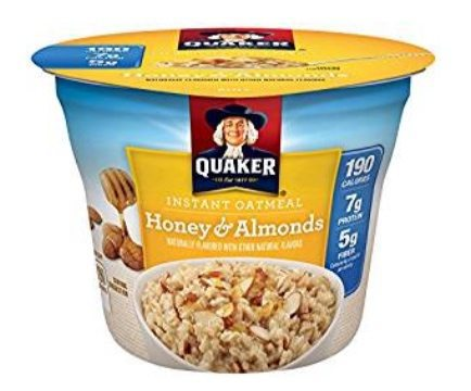 Quaker Instant Oatmeal Express Cups 12 Pack $6.51 Shipped **Only 54¢ Each**