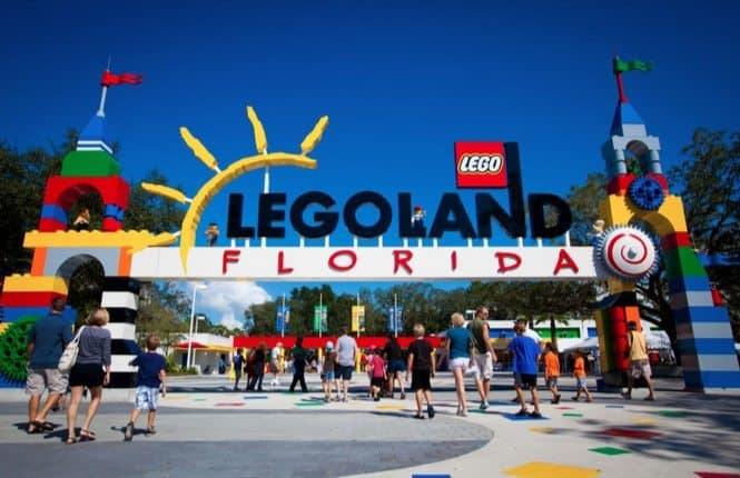 FREE Child Ticket to LegoLand with Adult Ticket Purchase