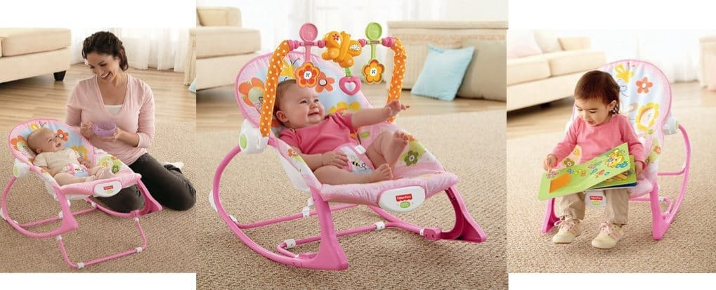 Fisher-Price Infant-to-Toddler Rocker $22.49