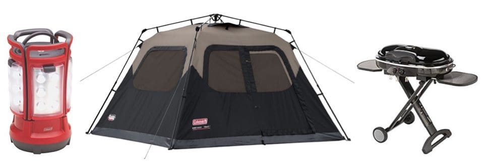 Up to 63% Off Coleman Camping Favorites **Today Only**