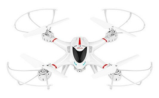 Quadcopter Drone with Wifi Camera Only $62.99 Shipped *HOT*